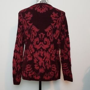 Chico's Sweaters - Chico's damask sweater